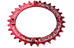 Race Face Single Narrow Wide Chainring 104 BCD rot